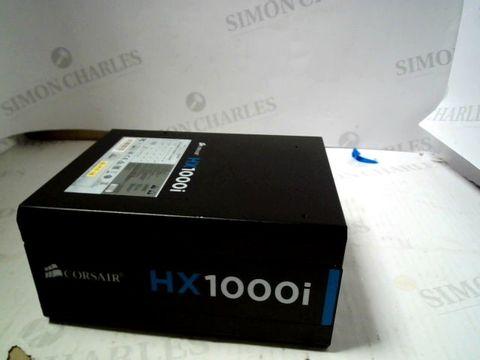 Lot 7300 CORSAIR HX1000I POWER SUPPLY