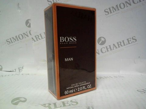 Lot 3064 BRAND NEW AND SEALED HUGO BOSS MAN EDT 60ML