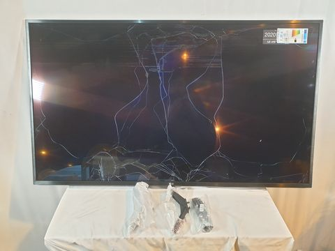 Lot 780 LG THINQ 55UN73 55 INCH 4K UHD SMART TELEVISION
