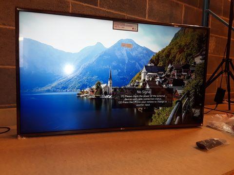 Lot 119 LG UN7100 TV SMART 4K ULTRA HD LED