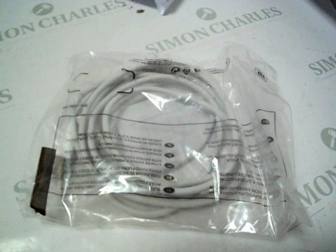 Lot 4144 BELKIN 2M CHARGE AND SYNC CABLE  RRP £40.00