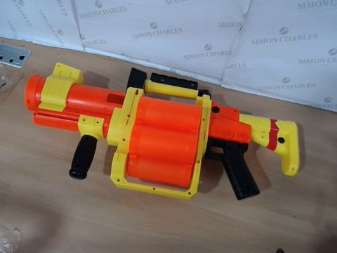 Lot 1060 NERF FORTNITE AR-L MOTORISED NERF ELITE DART BLASTER RRP £66.99