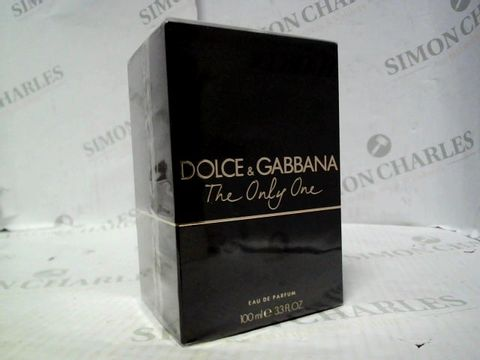 Lot 5015 BRAND NEW AND SEALED DOLCE & GABBANA THE ONLY ONE EDP 100ML