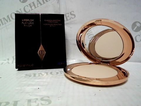 Lot 5328 CHARLOTTE TILBURY AIRBRUSH FLAWLESS FINISHING POWDER - FAIR 1