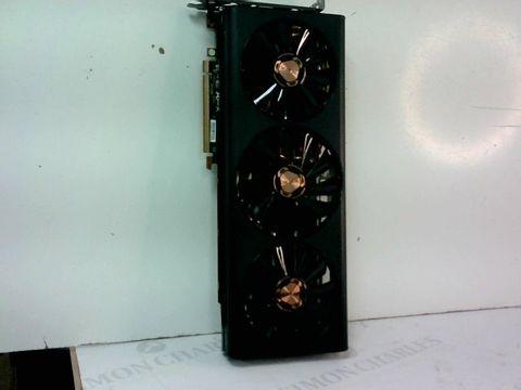 Lot 9143 XFX RX 5700 XT TRIPLE DISSIPATION 8GB GDDR6 3XDP HDMI GRAPHICS CARD RX-57XT83LD8