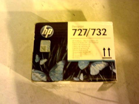Lot 12148 HP 727/732 INK JET