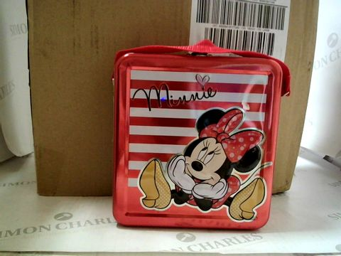 Lot 7581 BOX OF APPROXIMATELY 12 MINNIE MOUSE TINS