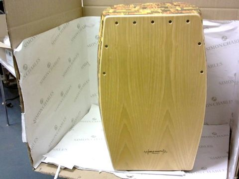 Lot 233 WORLD RHYTHM CAJ3 CAJON