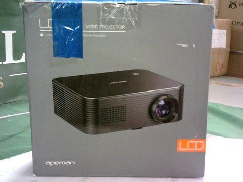 Lot 146 PROJECTOR, APEMAN NATIVE 1080P FULL HD VIDEO PROJECTOR