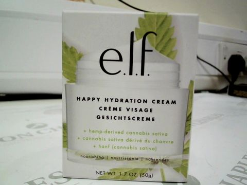 Lot 8188 ELF HYDRATION CREAM