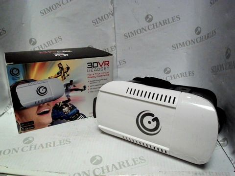 Lot 7037 GLOBAL GIZMOS 3D VR PHONE HEADSET