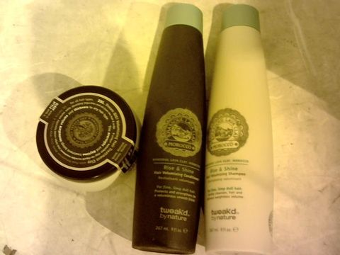 Lot 12111 TWEAKD BY NATURE SHAMPOO & CONDITIONER SET