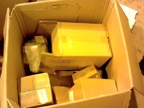 Lot 11279 BOX OF LARGE QUANTITY OF ASSORTED HOUSEHOLD AND CLEANING ITEMS