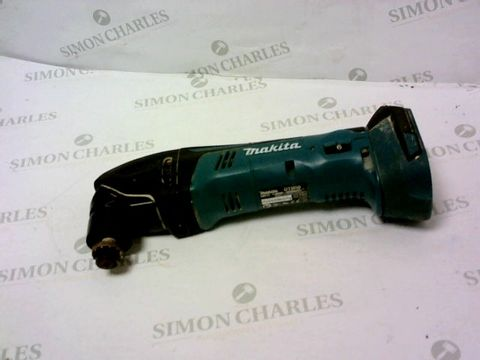 Lot 13262 MAKITA DTM51 CORDLESS MULTI TOOL