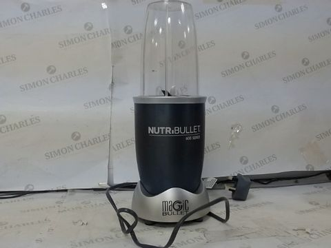 Lot 108 NUTRIBULLET 600 SERIES 600W NUTRITION EXTRACTOR