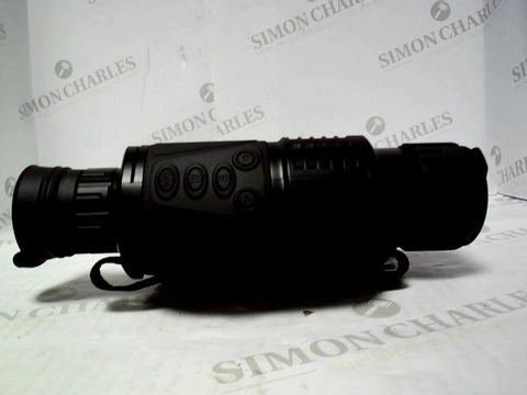 Lot 808 M.Y. 8X40 NIGHT VISION MONOCULAR