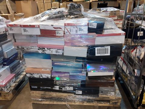 Lot 4013 PALLET OF APPROXIMATELY 106 PAIRS OF ASSORTED SHOES TO INCLUDE: