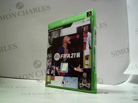 Lot 4067 FIFA 21 FOR XBOX ONE  RRP £69.99