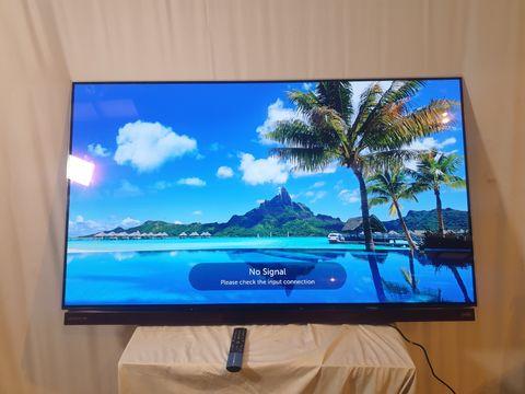 Lot 20 LG OLED65G6V 65 INCH 4K HDR SMART TELEVISION