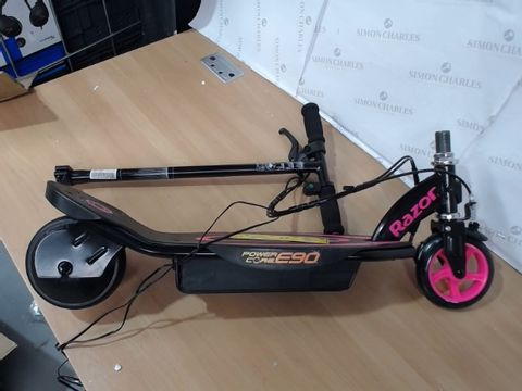 Lot 1064 RAZOR POWERCORE E90 SCOOTER  RRP £249.99