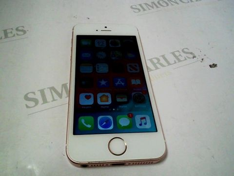 Lot 7329 APPLE IPHONE SE 32GB SMARTPHONE