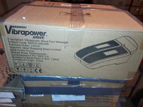 Lot 8249 VIBRAPOWER WAVE FOOT MASSAGER