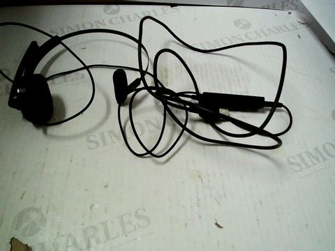 Lot 7262 MPOW BH322A WIRED HEADSET