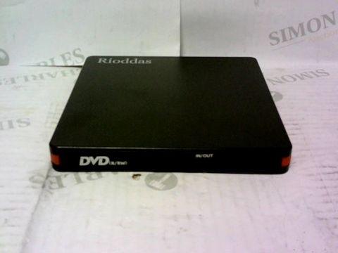 Lot 979 RIODDAS EXTERNAL DVD/CD DRIVE