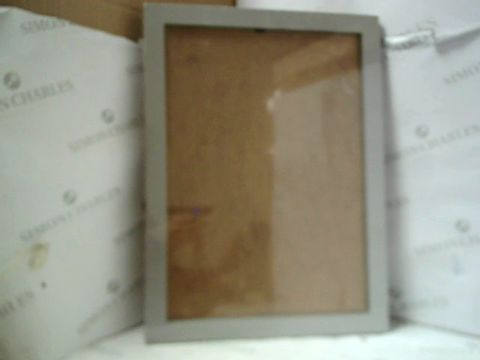 Lot 117 GREY PHOTO FRAME