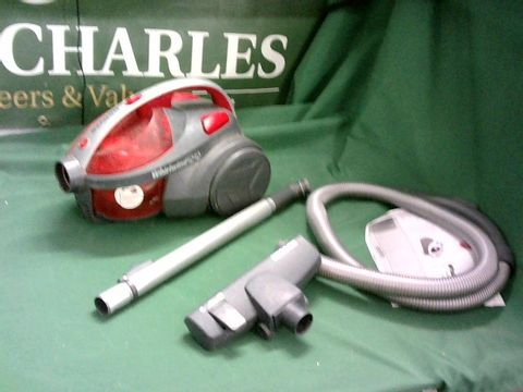 Lot 4028 HOOVER WHIRLWIND BAGLESS VACUUM CLEANER
