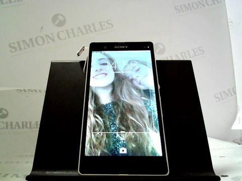 Lot 4878 SONY XPERIA ANDROID SMARTPHONE