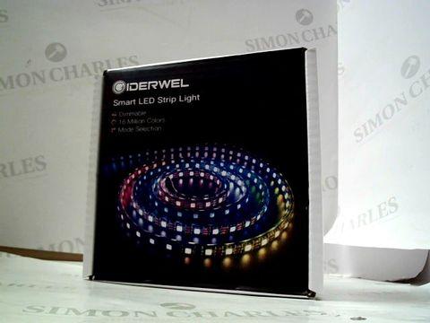 Lot 8402 GIDERWL SMART LED STRIP LIGHT