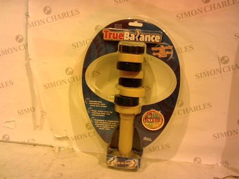 Lot 2194 TRUE BALANCE WOODEN HANDHELD BALANCER