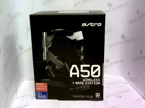 Lot 1028 ASTRO GAMING A50 WIRELESS GAMING HEADSET