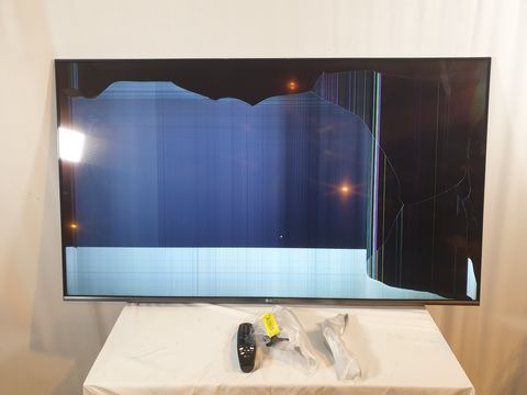 Lot 790 LG THINQ 55UN73 55 INCH 4K UHD SMART TELEVISION