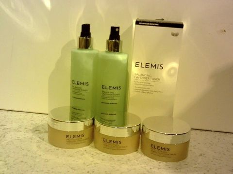 Lot 15415 LOT OF 3 ELEMIS PERSONALLY PRESCRIBED CLEANSE & TONER DUO SETS
