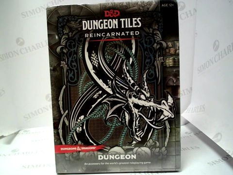 Lot 189 DUNGEON TILES REINCARNATED