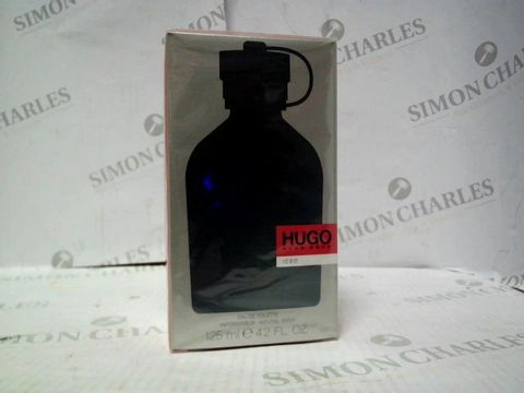 Lot 8073 BRAND NEW AND SEALED HUGO BOSS ICED EDT 125ML