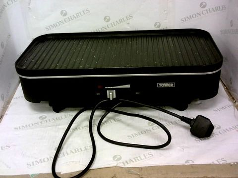 Lot 341 TOWER ELECTRIC BBQ GRILL