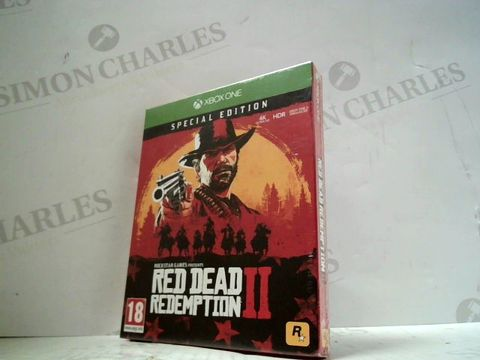 Lot 43 RED DEAD REDEMPTION II XBOX ONE GAME
