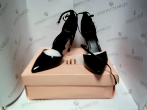 Lot 13043 BOXED PAIR OF DESIGNER FAITH HEELS - UK SIZE 7