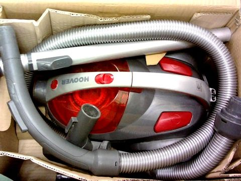Lot 10264 HOOVER WHIRLWIND BAGLESS VACUUM CLEANER