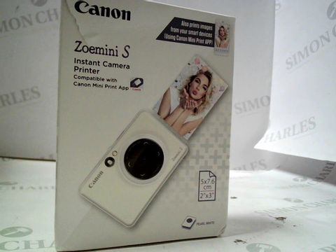 Lot 4093 CANON ZOEMINI 2 IN 1 INSTANT CAMERA PRINTER  RRP £220.99