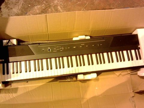 Lot 1016 ALESIS RECITAL – 88 KEY DIGITAL ELECTRIC PIANO