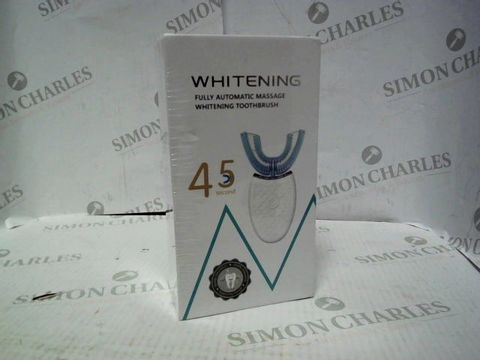 Lot 8034 NEW AND SEALED DESIGNER WHITENING TOOTHBRUSH