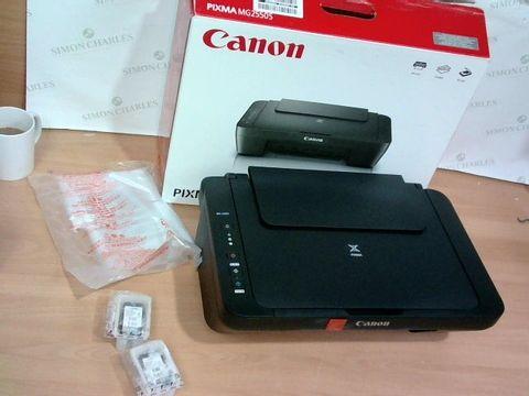 Lot 1238 BOXED CANON PIXMA MG2550S PRINTER RRP £59.99
