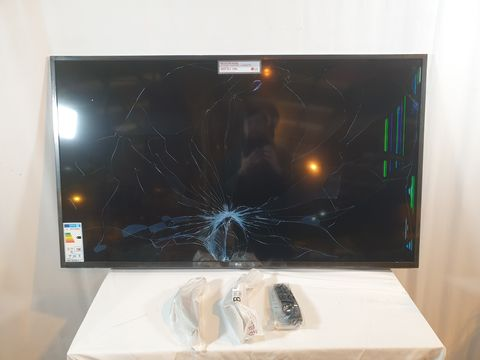 Lot 789 LG THINQ 50UN73 50 INCH 4K UHD SMART TELEVISION