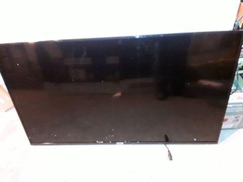 """Lot 2308 TCL 55"""" 4K HDR TV"""