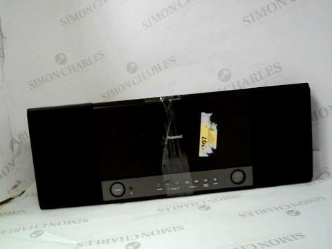 Lot 12392 POLAROID FLAT CD MICRO SYSTEM