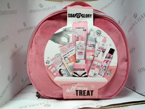 Lot 8151 SOAP&GLORY - ALL YOU CAN TREAT